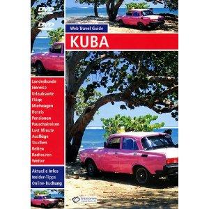 DVD Travelguide Kuba