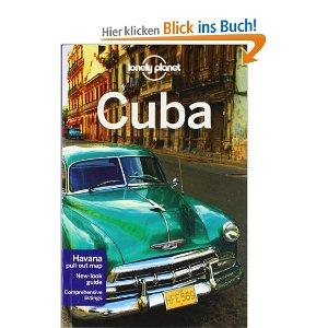 Reiseführer Kuba aus der Reihe Lonely Planet