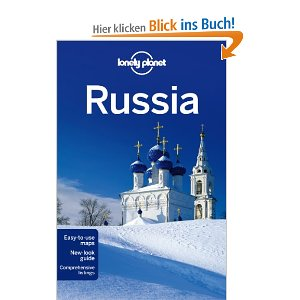 Lonely Planet Russia / Belarus